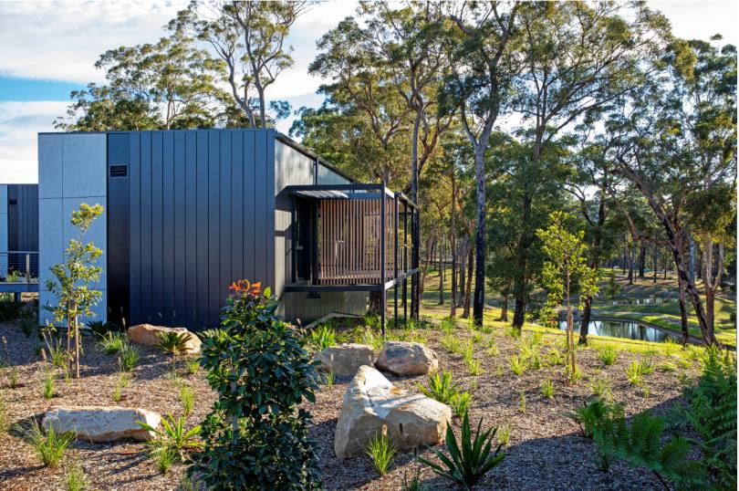 Willinga Park cabins