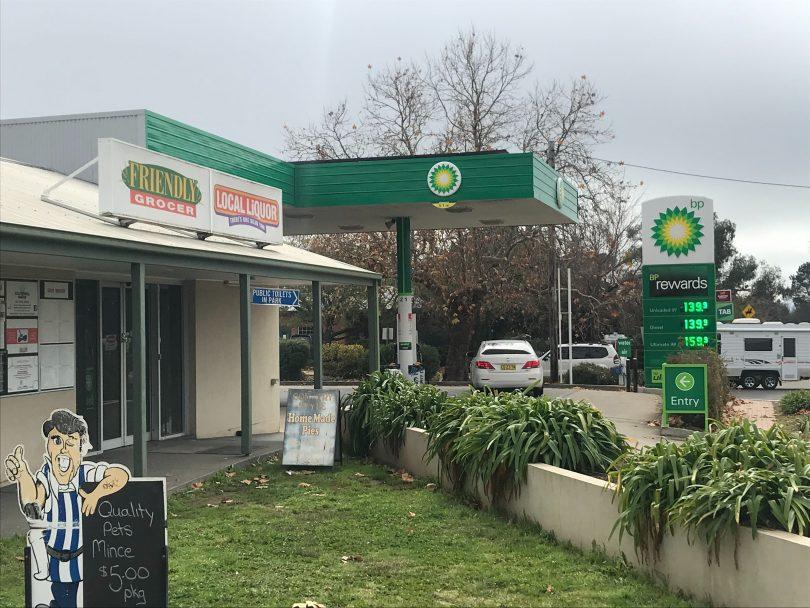 Murrumbateman BP and Friendly Grocer