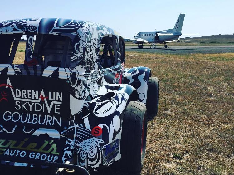 Adrenalin Skydive car and plane
