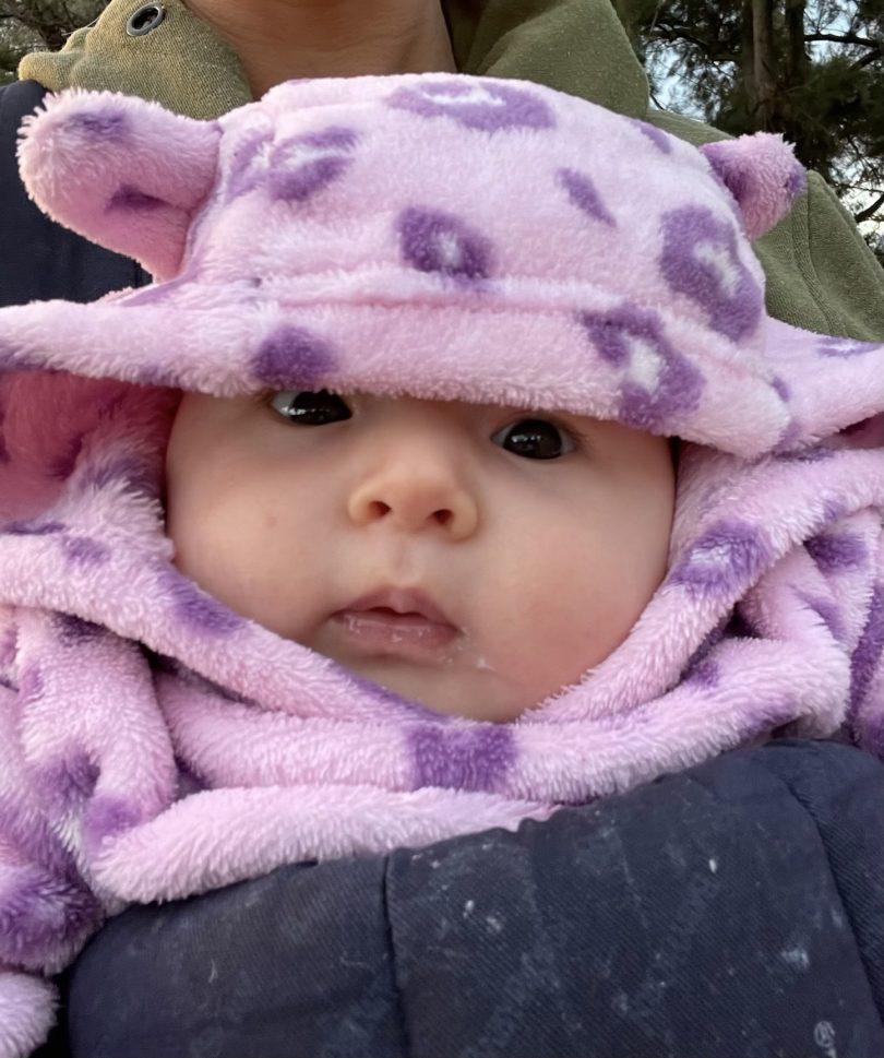 Baby Charli Crapp