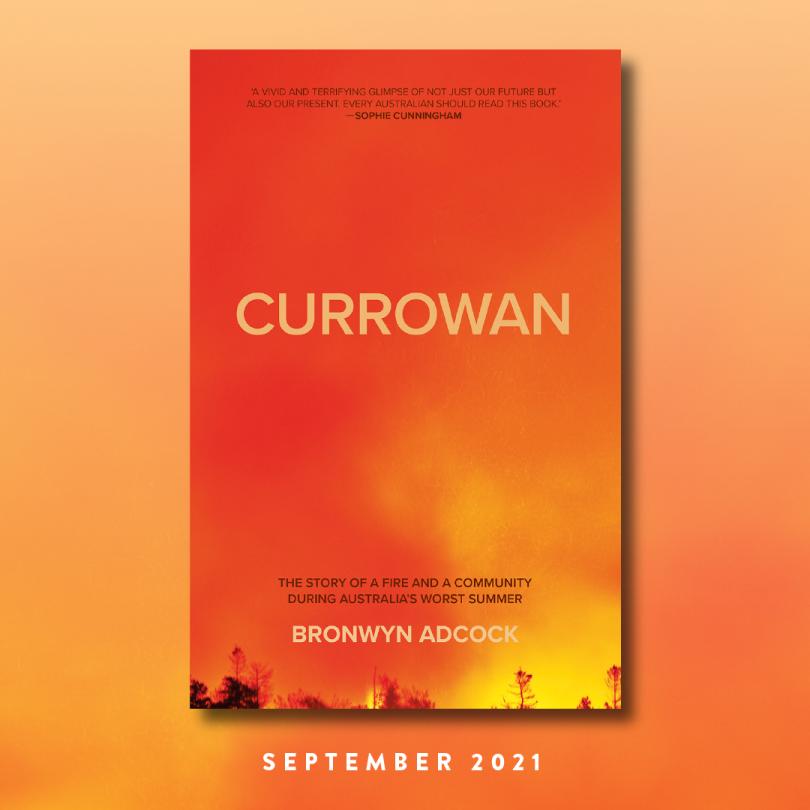 Cover of 'Currowan' book