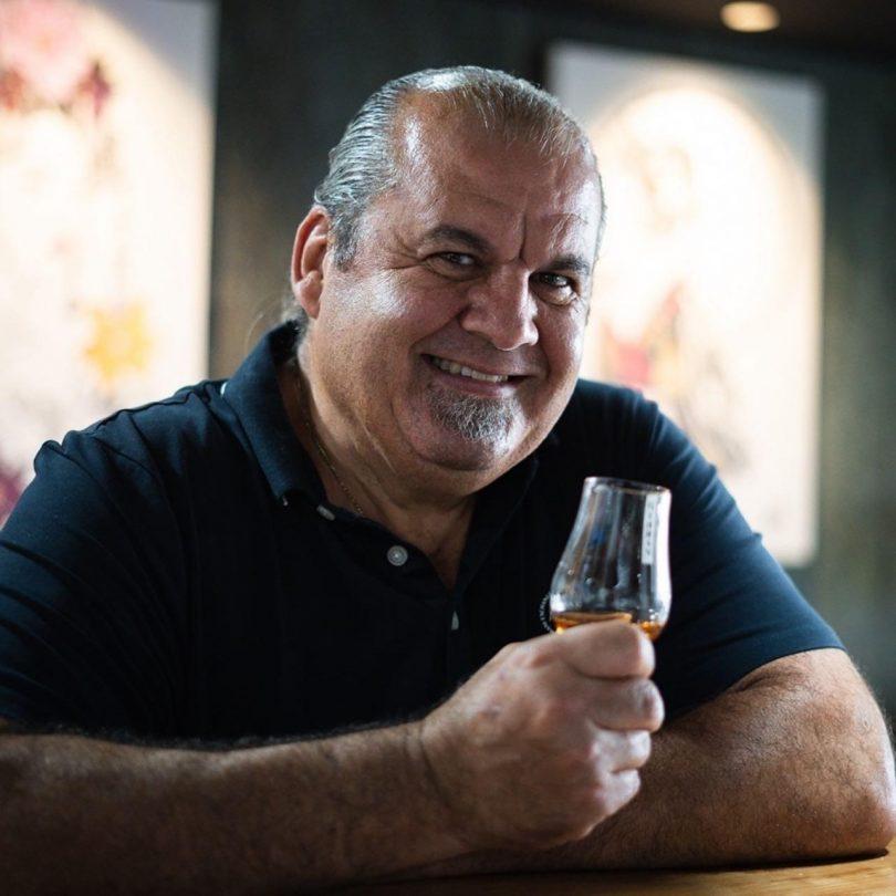Sydney restaurateur John Gebran