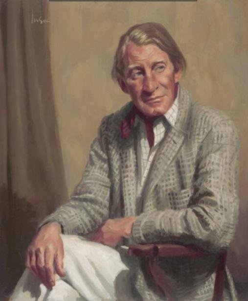 Painting of David Watt Ian Campbell